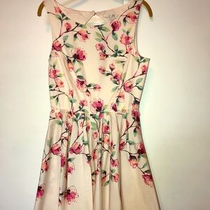 Cute Spring dress from Lauren Conrad